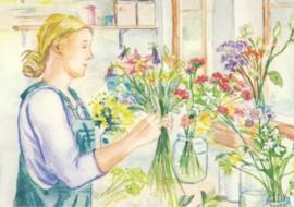 Bloemiste, Anne Wenzel