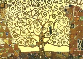 De vervulling 1, Gustav Klimt