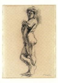 Staand naakt, Henri Matisse