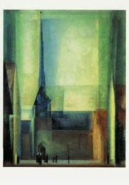 Gelmeroda IX, Lyonel Feininger