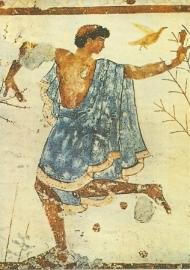 Etruskische danser