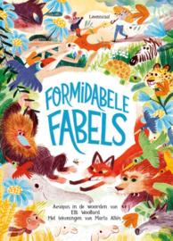 Formidabele fabels / Elli Woollard