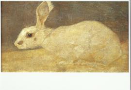 Wit konijn, Jan Mankes