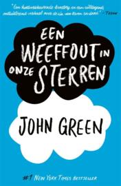 Een weeffout in onze sterren / J. Green