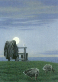 De uitgeputte maan, Quint Buchholz