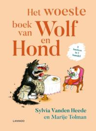 Het woeste boek van wolf en hond / Sylvia van den Heede