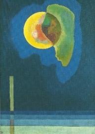 Gele cirkel, Wassily Kandinsky