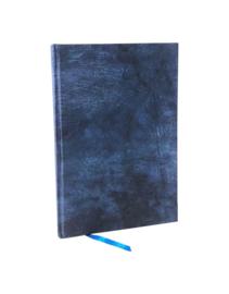 Olino Paperworks, Notebook Leerpapier Donkerblauw