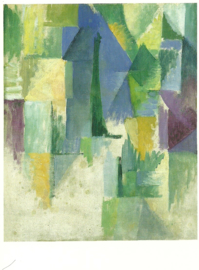 Raam, Robert Delaunay