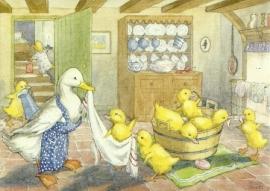 Badtijd voor de kuikens, Molly Brett