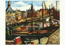 Leuvehaven Rotterdam, Charley Toorop