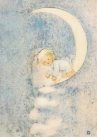 Fee in zilveren maanlicht, Mili Weber
