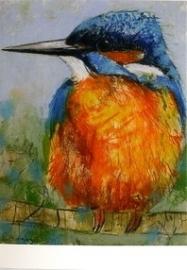 IJsvogel I, Loes Botman