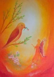Vogel met elf 10, Sonja Schoppers A4