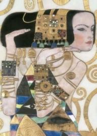 Danseres (detail), Gustav Klimt