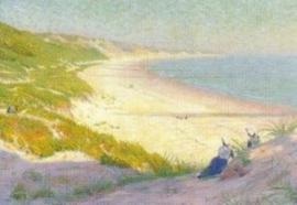 Zoutelande (detail), Ferdinand Hart Nibbrig