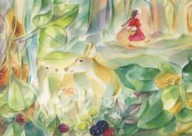 Roodkapje, Marie Laure Viriot