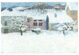 Nieuwe sneeuw, Giovanni Giacometti