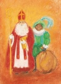 Sinterklaas en Piet, Marjan van Zeyl