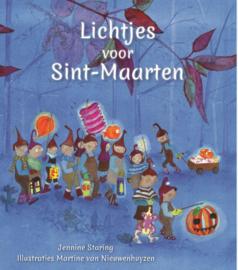 Lichtjes voor Sint Maarten / Jennine Staring