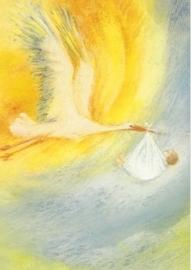 De ooievaar, Marjan van Zeyl