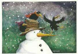 Hoi het sneeuwt, Capucine Mazille