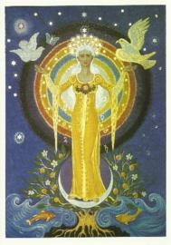 Sophia-koningin van de sterren, Diana Khan