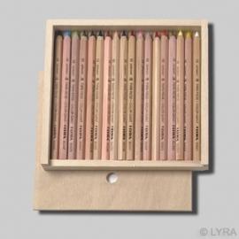 Teken- en schilderspullen