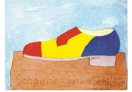 Schoenen van een schilder, Klaas Gubbels