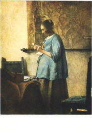 De brief, Johannes Vermeer