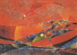 Vogels van overzee, Max Ernst