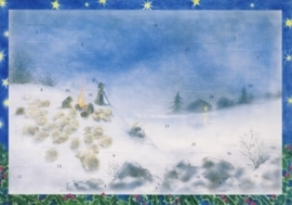 Kerstmis bij de herders, Sanne Dufft