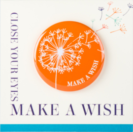 Make a wish, XL magneet plus kaart, Symposion