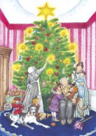 Kerstboom, Milena Mandel