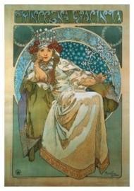 Prinses Hyacintha, Alphonse Mucha