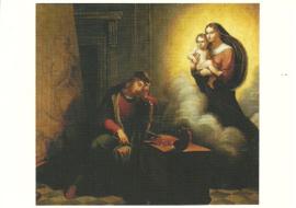 De droom van Rafael, Franz Riepenhausen