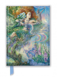 Josephine Wall: The Enchantment, A Flame Tree Notebook
