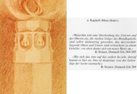 Kapitelen grote koepel Goetheanum