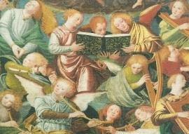 Musicerende engelen III, Gaudenzio Ferrari