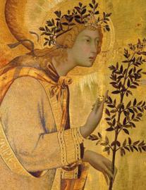 Aartsengel Gabriel, Simone Martini
