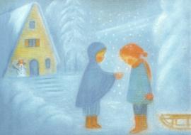 In de sneeuw, Ruth Elsässer