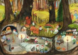 Dwergenkeuken, Eva-Maria Ott-Heidmann