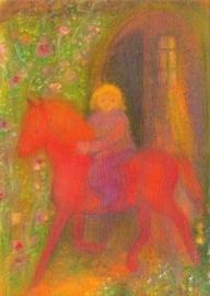 Mijn paardje, Angela Koconda