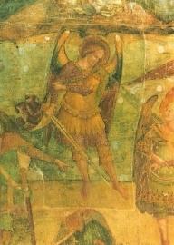 Jongste gericht, Michael, Camposanto