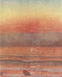 Zee en zon, Kay Wedgbury