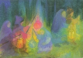 Lampionnen optocht, Angela Koconda