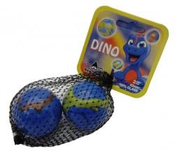 Knikkers Megabonken Dino (set van 2)