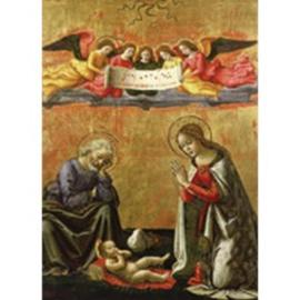 Geboorte van Christus, Sebastiano di Bartolo Mainardi