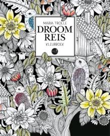Droomreis kleurboek / Maria Trolle