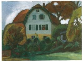 Huis van de Russen, Gabriele Münter